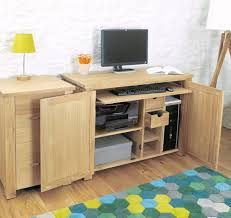 15 collection of hideaway computer desk