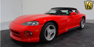 Dodge Viper 1994 - dodge viper rt 10 roadster for sale used cars on buysellsearch