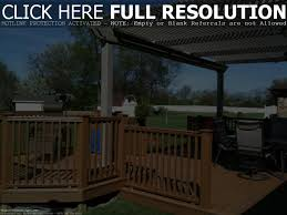 luke barklamb contemporary pergola and decking garden design in