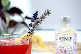 lavender cocktail blackberry lavender gin fizz cocktail smock to frock