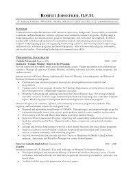 Substitute Teacher Resume Samples Sample Secondary English Teacher Resume