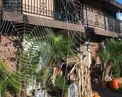 halloween spider decorations homemade halloween spider decorations