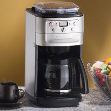 Burr Coffee Grinder Bed Bath And Beyond Cuisinart Dgb 700bc Grind U0026 Brew 12 Cup Automatic Coffee Maker