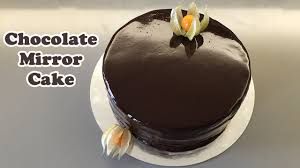chocolate mirror glaze cake cheeky crumbs youtube