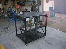 Folding Welding Table Mobile Welding Table Done Pirate4x4 Com 4x4 And Off Road Forum
