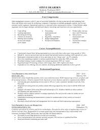Examples Of A Customer Service Resume Sales Resume Example