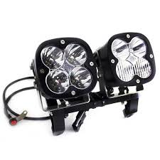 pro dual motorcycle race light
