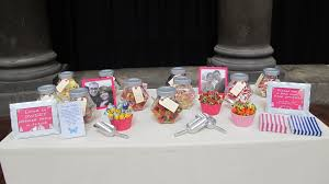 Where To Buy Candy Buffet Jars by Candy Buffet Set Sweet Bar Jars Tongs Scoops Etc
