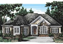 French Home Plans French Country House Plans Southern Living House Plans