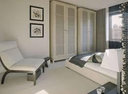 bedroom simple white textured wood wardrobe design bedroom with