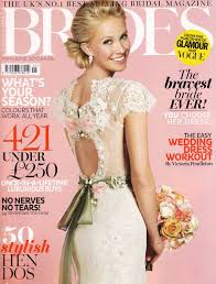 brides magazine in featured in brides magazine in