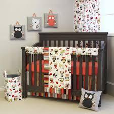 Nursery Decor Canada Enchanting Owl Nursery Decor Owl Crib Bedding White Solid Wood