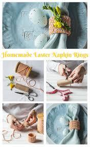 easter napkin rings easter napkin rings easter table napkin holders and napkin rings