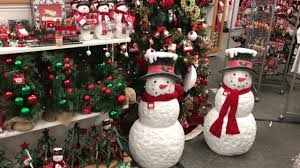 kohl s decorations in store set up october 2017