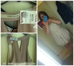 penniless socialite on a budget tj maxx spring dresses
