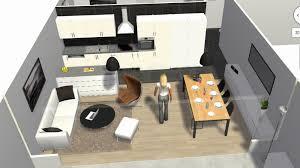 amenagement salon cuisine 30m2 amenagement cuisine salon bien amenagement cuisine salle a