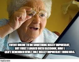 At Computer Meme - my meme old lady at computer meme generator imgflip ha ha
