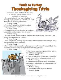 a trivia for thanksgiving school