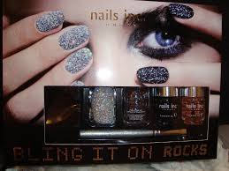 nails inc bling it on rocks review u2013 perfectly polished