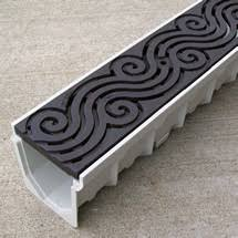 trench drain systems patio sidewalk drains