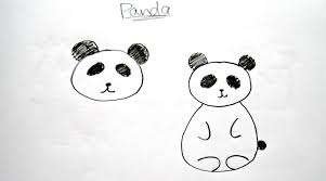 coloring pages cartoon panda drawings coloring pages cartoon