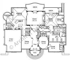 House Plans For View House Great Gatsby House Floor Plan House Plan