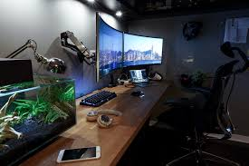 a non gamer software engineer u0027s battlestation software gaming