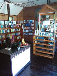 free public library in thong nai pan yai becomes a tourist