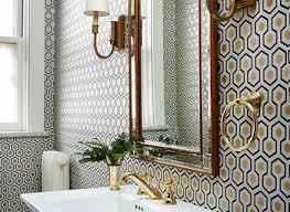 small bathroom wallpaper ideas best 25 bathroom wallpaper ideas on half bathroom realie