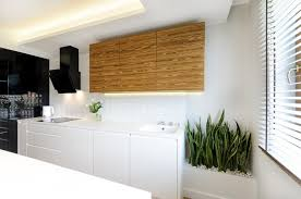 plan de travail cuisine corian design interieur cuisine blanche minimaliste plan travail cuisine