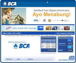 teks prosedur membuat rekening bank cara mendaftar internet dan mobile banking bca aditya pratama putra