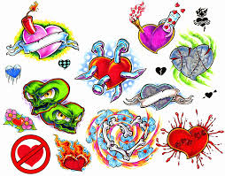 heart tattoo u2013 fabulous new designs tattooshunter com