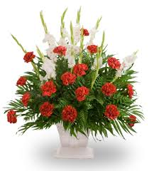 Flowers For Men - sympathy flowers for funeral home