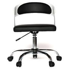 Modern Desk Chair Modern Office Chair White On Black