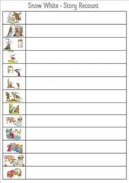 worksheets snow white dwarfs worksheets free