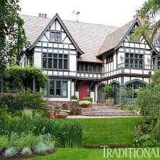 beautiful homes traditional home meticulously restored tudor house
