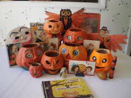 Halloween Decorations For Sale Vintage Halloween Decor Halloween Collection When Halloween