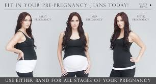 belly band for pregnancy the belly button maternity band never buy maternity again