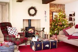 home interiors christmas 25 country christmas interior decor festive message country