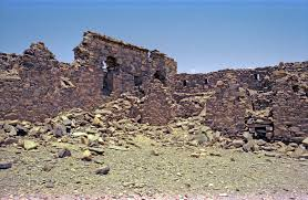 Provinces Of The Ottoman Empire Turkish Fort Ruins From Ottoman Empire Days Asir Province