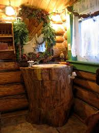 log cabin bathroom ideas log cabin bathroom decor photos and products ideas