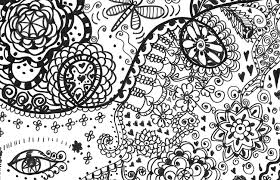 psychedelic coloring pages coloringsuite com