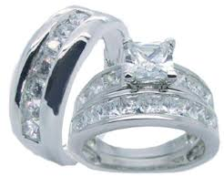 wedding rings sets his and hers for cheap quality his and hers wedding ring sets at cheap prices edwin