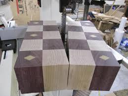 Unique Cutting Boards Bob U0027s 12 Diamond Cutting Board The Wood Whisperer