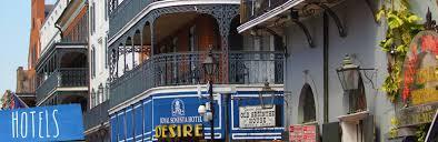 street balcony hotels