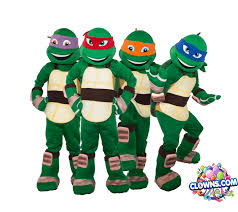 clowns for birthday in ny turtles character for birthday party ny kids party characters