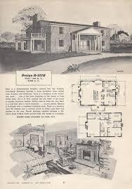 vintage house plans 317h antique alter ego