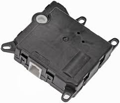ford thunderbird hvac heater blend door actuator replacement