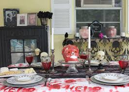 Halloween Murder Mystery Party Ideas by From Delightful To Frightful 4 Halloween Decor Ideas For All