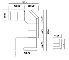 canap plan de cagne canapee d angle plan de 100 images dimension canape d angle